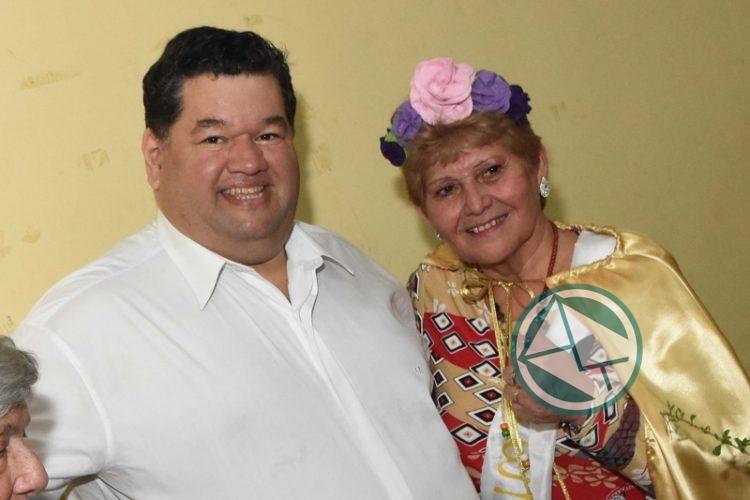Festejos por el Día del Jubilado y en la presentación del Consejo Consultivo de Adultos Mayores 1
