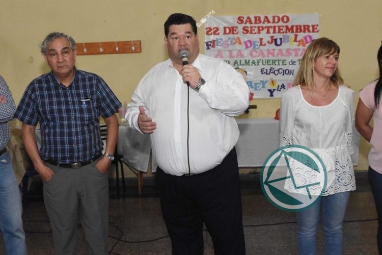 Festejos por el Día del Jubilado y en la presentación del Consejo Consultivo de Adultos Mayores 0