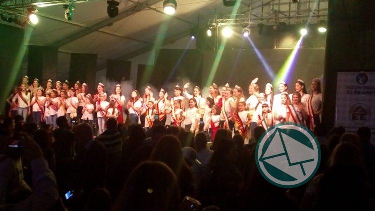 Fiesta Provincial del Inmigrante en su primer día de festivales 0