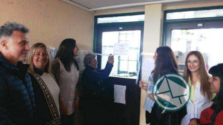 FinEs cuenta con aulas en Escuelas de Educación Especial de Berisso111