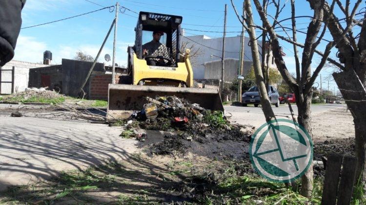 Jornada de limpieza del FOP en Altos de San Lorenzo5