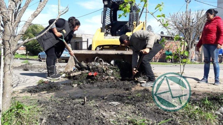 Jornada de limpieza del FOP en Altos de San Lorenzo6