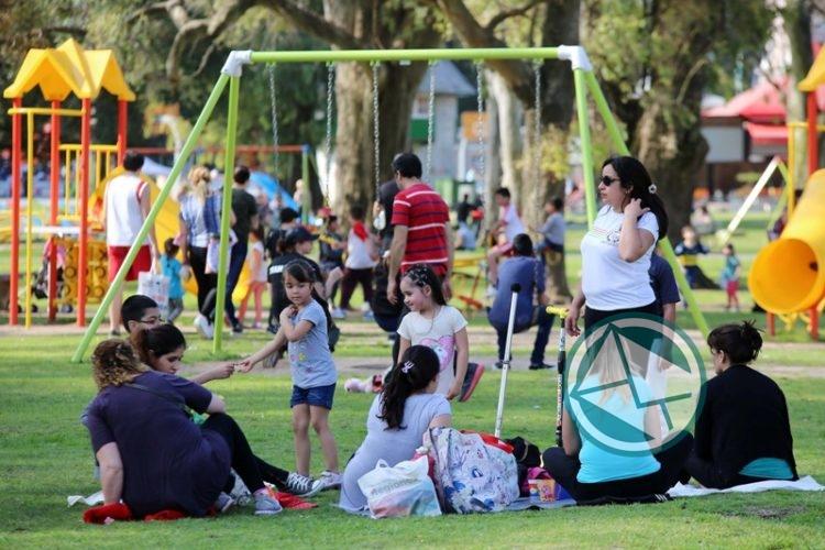 La República de los Niños fue el centro del festejo por el Día de la Primavera en La Plata7