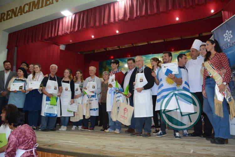 El plato de los Vascos se quedó con el 7º concurso de comidas típicas «Los Sabores de Berisso» 1