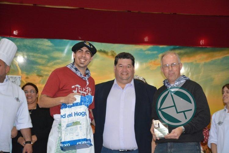 El plato de los Vascos se quedó con el 7º concurso de comidas típicas «Los Sabores de Berisso» 0