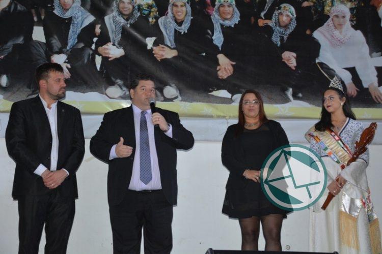 Presentación oficial de las Reinas Juveniles de la Fiesta Provincial del Inmigrante3