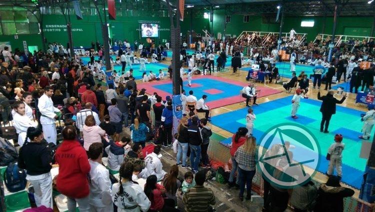 Se llevó adelante el Tercer Torneo Regional de Taekwondo1