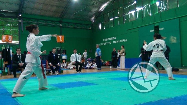 Se llevó adelante el Tercer Torneo Regional de Taekwondo2
