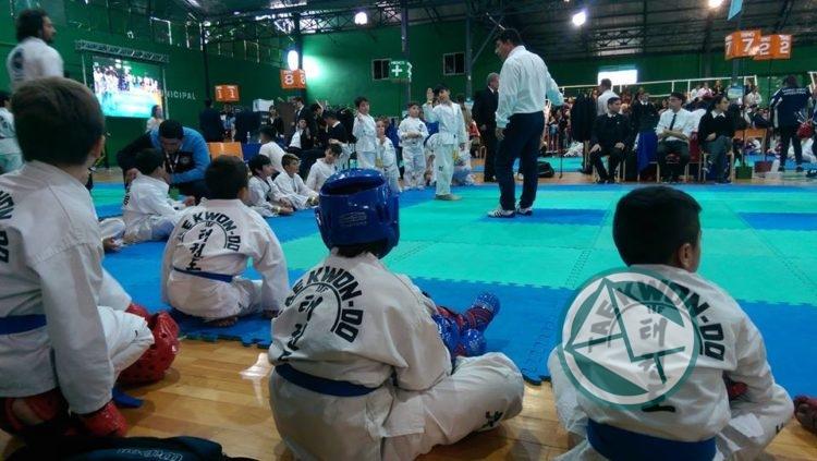 Se llevó adelante el Tercer Torneo Regional de Taekwondo3