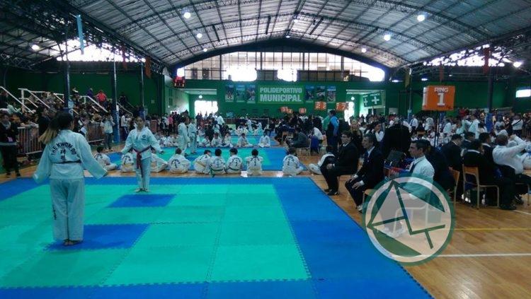 Se llevó adelante el Tercer Torneo Regional de Taekwondo4