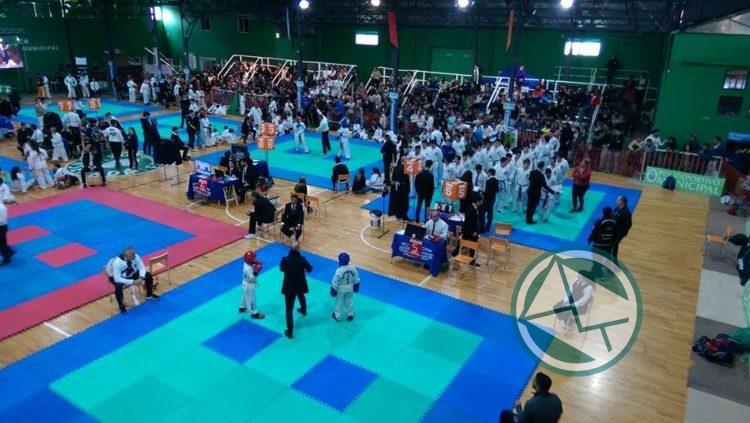 Se llevó adelante el Tercer Torneo Regional de Taekwondo5