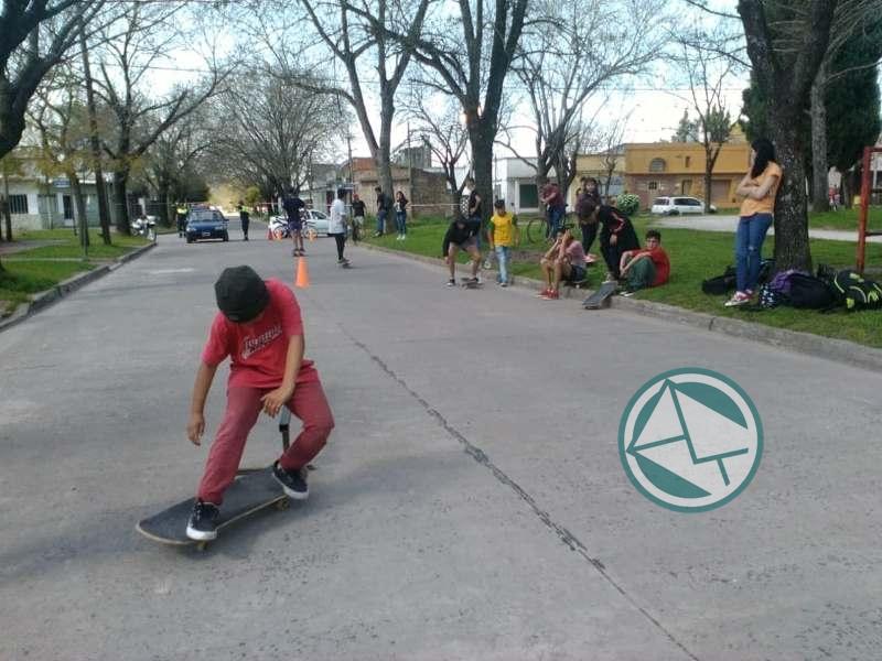 Skate en Brandsen1