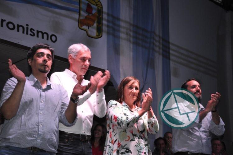 Desde el origen del Movimiento: En Berisso se amontonó el PJ regional en una «muestra de lealtad y unidad» 1
