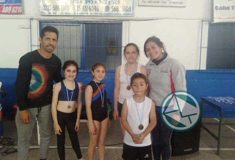 Escuela Municipal de Gimnasia Artística 02