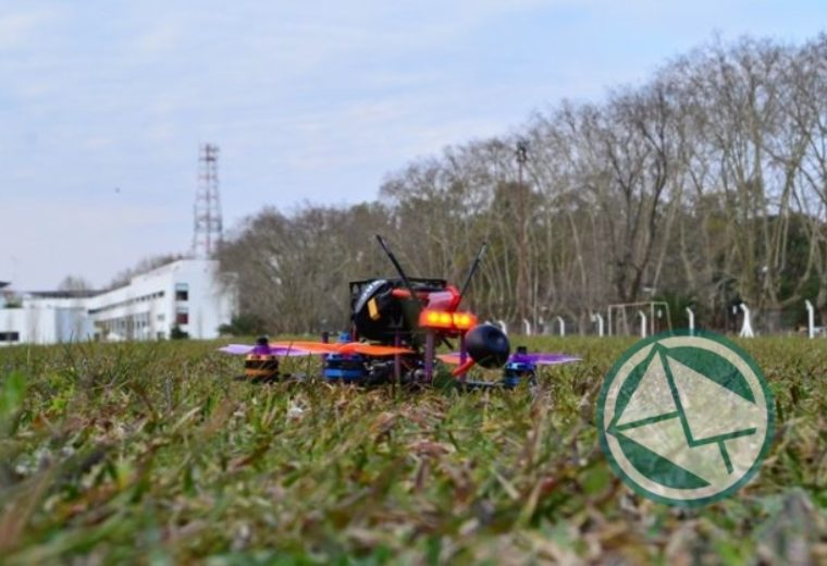 Ingeniería apuesta a la creación de una escudería de drones 1