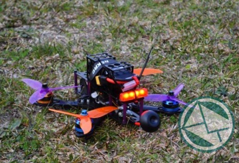 Ingeniería apuesta a la creación de una escudería de drones 2