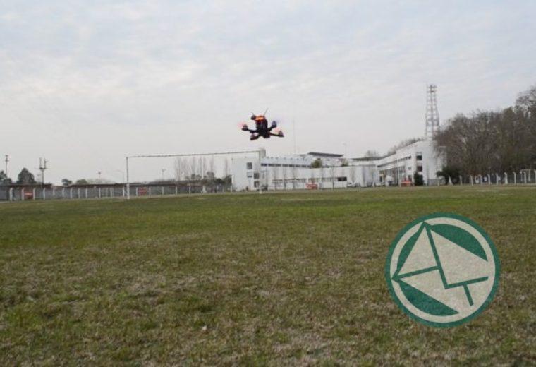 Ingeniería apuesta a la creación de una escudería de drones 6