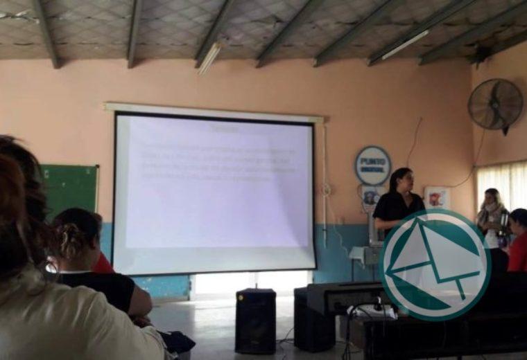 Jornada taller sobre los aspectos legales en Violencia de Género dictado en el CIC Barrio Obrero03