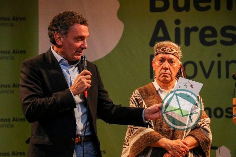 Lanzamiento marca de indumentaria indígena en la Provincia 0