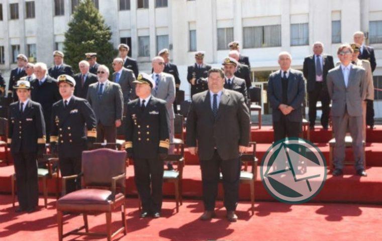 Nedela en la ceremonia por el 146° Aniversario de la Escuela Naval02