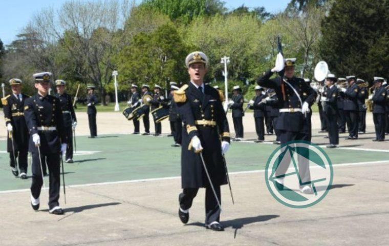 Nedela en la ceremonia por el 146° Aniversario de la Escuela Naval05