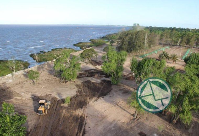 Punta Lara, la costa más linda del Río de La Plata