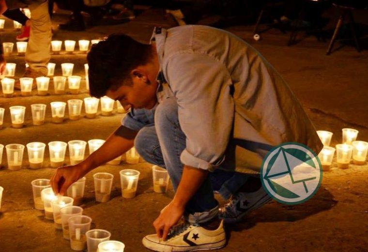 Se llevó la vigilia por el fallecimineto de Néstor Kirchner en Berisso 03