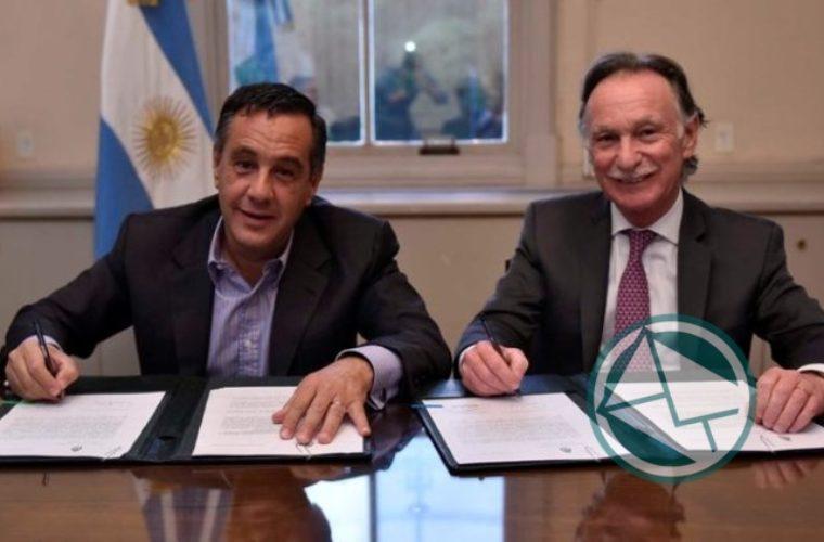 Acuerdo con la Cámara Argentina de la Construcción y el Ministerio de Educacion1