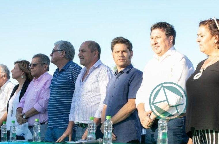Banegas instó a defender la soberanía fluvial y marítima 3