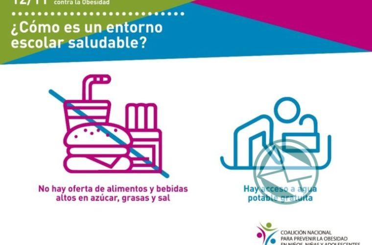 Coalición para la Prevención de la Obesidad Infantil en NNyA 3