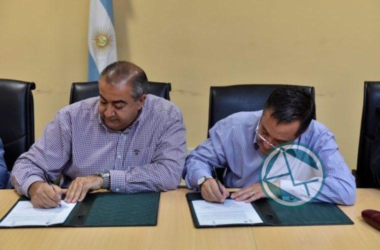 Convenio con la CGT y Ministerio de Educacion2