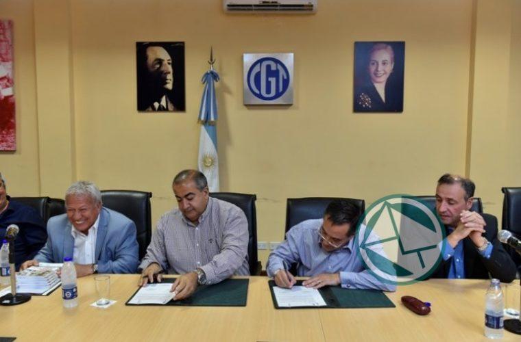 Convenio con la CGT y Ministerio de Educacion3