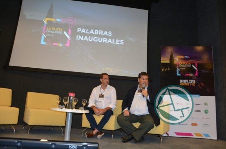 En Y-Tec se llevó el 'La Plata Challenge' 03