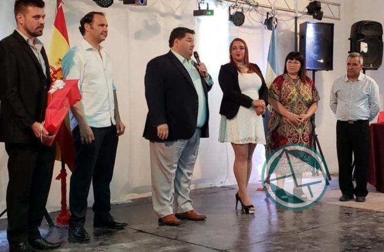 La Sociedad Española de Berisso celebró el 40 aniversario de su fundación 1