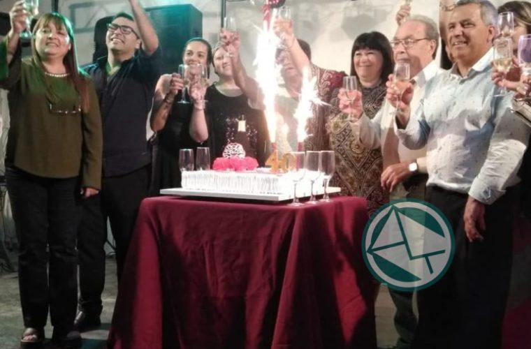 La Sociedad Española de Berisso celebró el 40 aniversario de su fundación 4