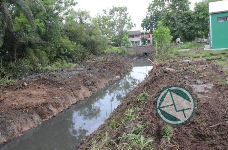 Mantenimiento y limpieza en Punta Lara tras las lluvias 03