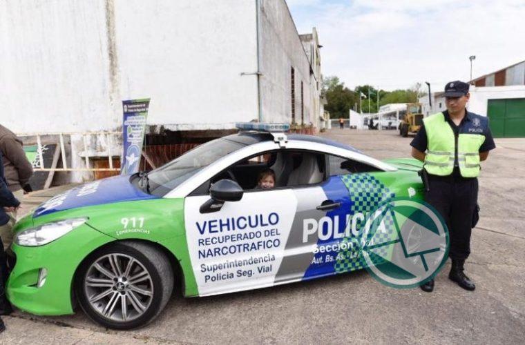 Muestra Itinerante de la Policía Bonaerense 05