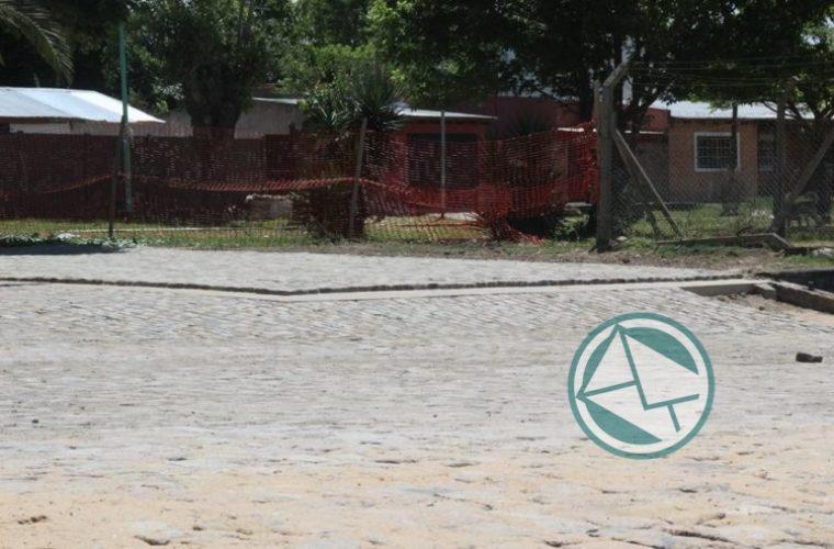 Renovación de las calles de la localidad de El Dique 5