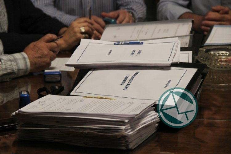 Apertura de la licitación para la obra del Polideportivo Municipal en Punta Lara 2