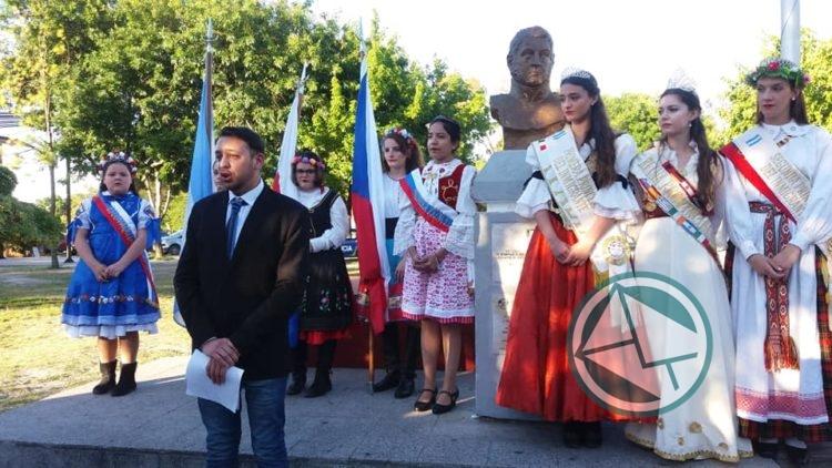 Celebración del Centenario de la Independencia de Checoslovaquia3