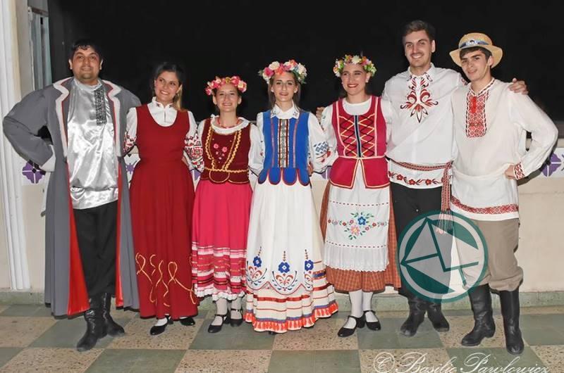 Despedida de Año – Colectividad Belarusa1