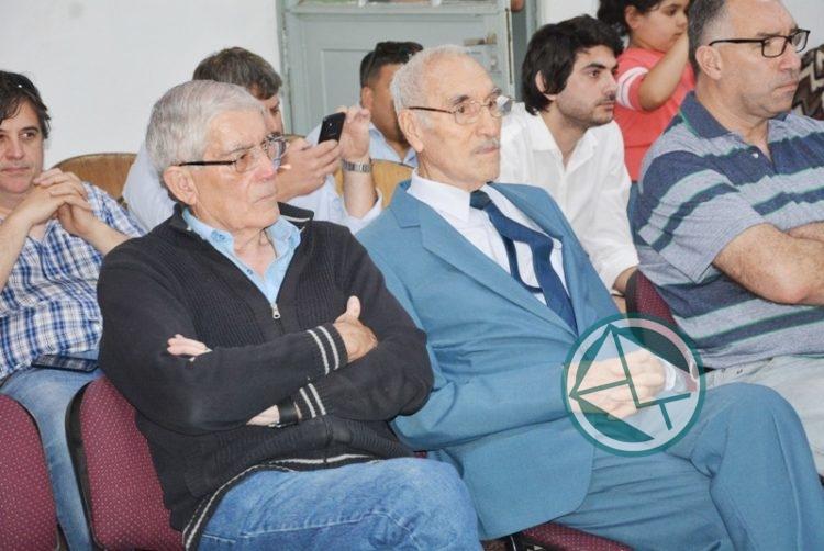 El Concejo de Berisso homenajeó al intendente y concejales electos en 1983 06