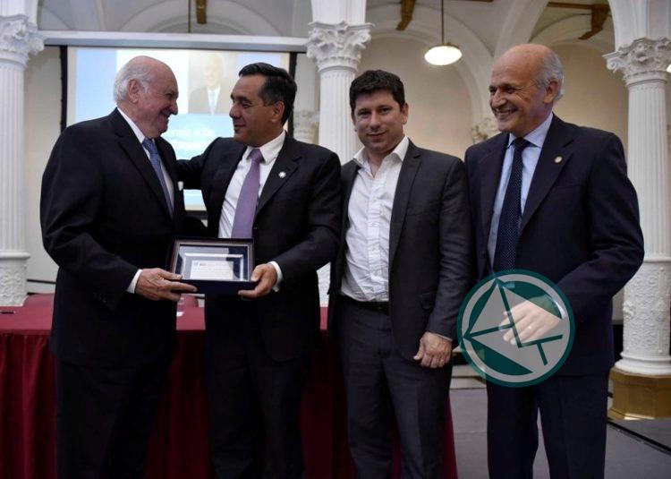 El Gobierno nacional homenajeó al Doctor Taquini 06