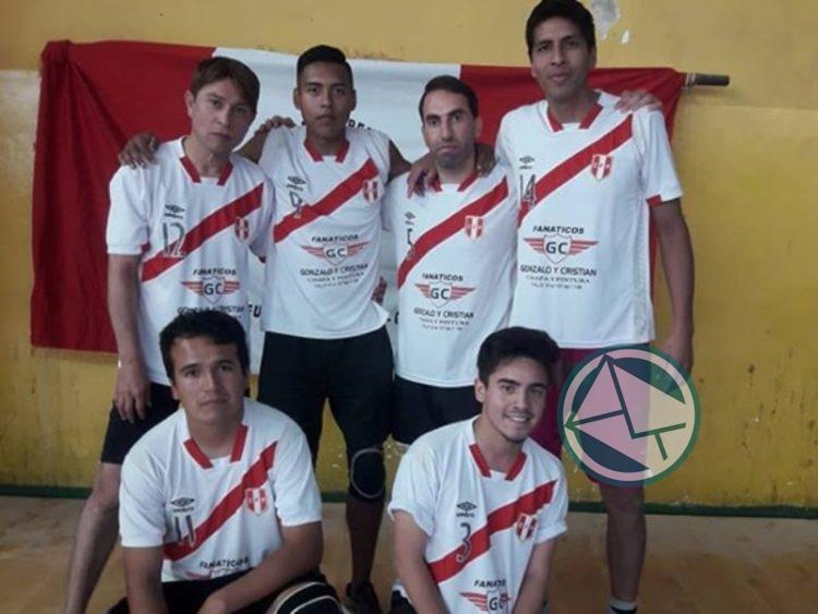 Equipo peruano masculino4
