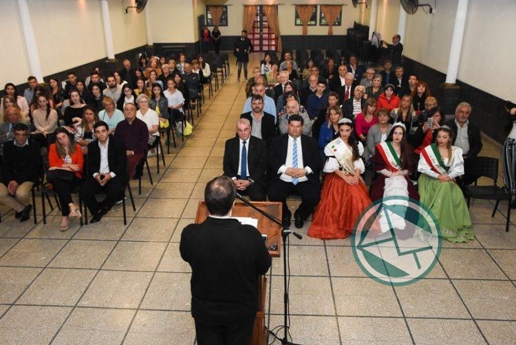 La Sociedad Italiana de Berisso celebró su Centenario4