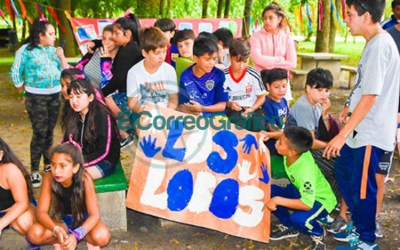 Cierre del primer contingente de la Colonia Municipal de Berisso 6