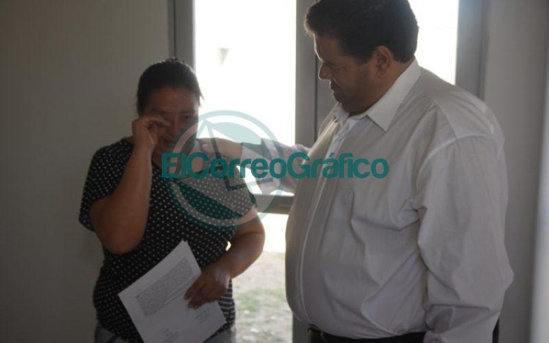 Las últimas 61 viviendas del Barrio Villa Progreso fueron entregadas 01