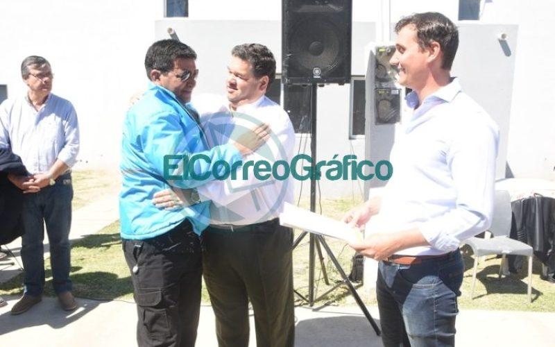 Las últimas 61 viviendas del Barrio Villa Progreso fueron entregadas 02