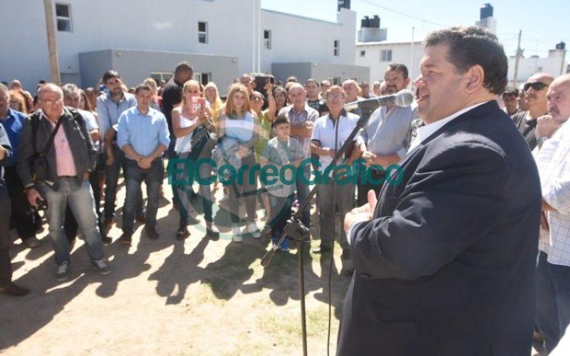 Las últimas 61 viviendas del Barrio Villa Progreso fueron entregadas 04