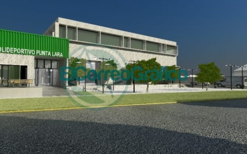 Nuevo Polideportivo en Punta Lara 11